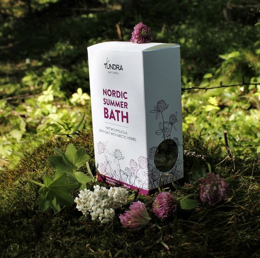 HERBAL BATH SALT Nordic Summer